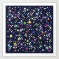 The Stars We Are Art Print