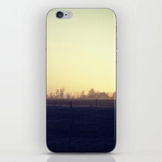 Halfhalf iPhone & iPod Skin