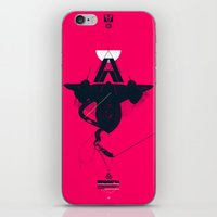 STEALTH:SR-71 Blackbird iPhone & iPod Skin