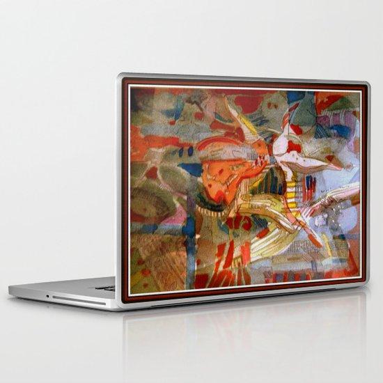 Mechancial Nature Laptop & iPad Skin