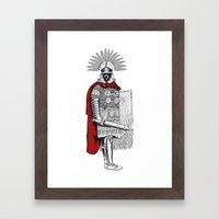 Centurions Framed Art Print