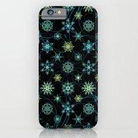 iPhone & iPod Case featuring Let It Snow  by Irina Chuckowree