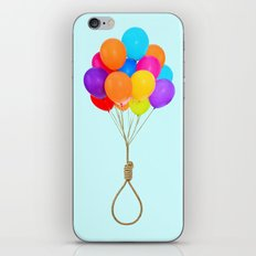 HAPPY SUICIDE iPhone & iPod Skin