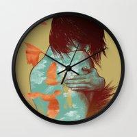 See It Through Wall Clock