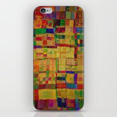 The First Job of a Student Weaver iPhone & iPod Skin