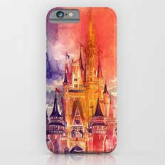 Cinderella Castle iPhone 6 Slim Case