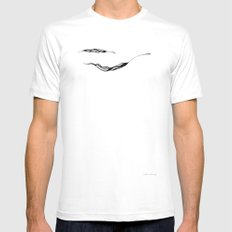 Five Days Mens Fitted Tee White SMALL