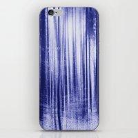 Indigo Woods iPhone & iPod Skin