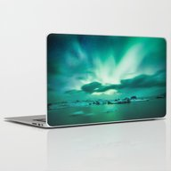 Aurora Borealis. Laptop & iPad Skin