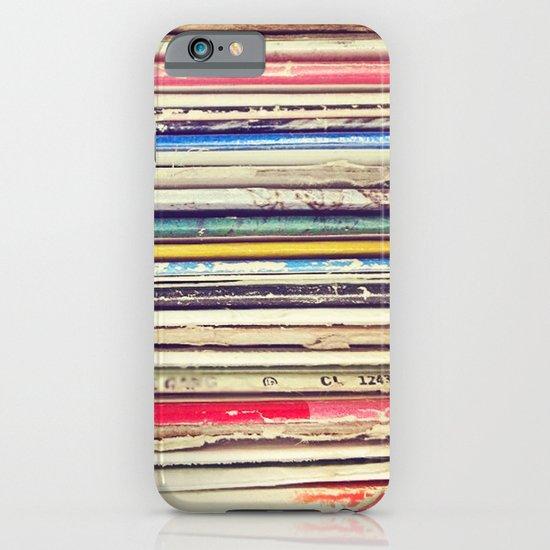 Vinyl II  iPhone & iPod Case