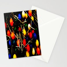On Pins and Needles Stationery Cards