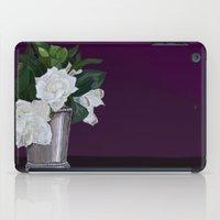 Julep & Gardenias iPad Case
