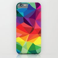 iPhone & iPod Case featuring Color Shards by Joe Van Wetering