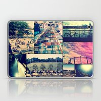 London Collage Laptop & iPad Skin