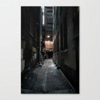 Baltimore, MD Canvas Print