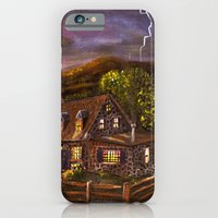 """iPhone & iPod Case featuring Ave Hurley """"Camp Verde"""" by ArtRaveSuperCenter: Ave Hurley Illustrat"""