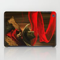 Skull Cowboy iPad Case