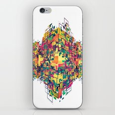 Digital Slums iPhone & iPod Skin