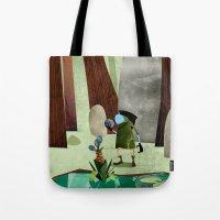 The Potion Maker Tote Bag