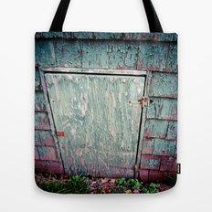 The Secret Door Tote Bag