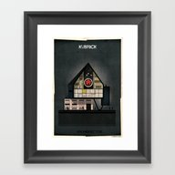05_ARCHIDIRECTOR_Stanley… Framed Art Print