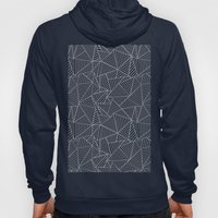 Ab 2 R Black and Grey Hoody