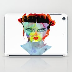 girl_190712 iPad Case