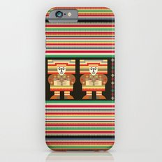 Nick's Blanket 1968 Version 2 (With Figures) iPhone 6s Slim Case
