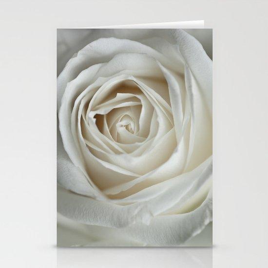 White Rose 9419 Stationery Card