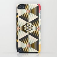 iPod Touch Cases featuring La Plus by Danny Ivan