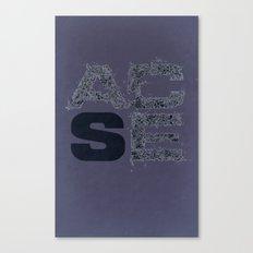 ACSE Canvas Print