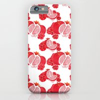 Pome and Holly iPhone 6 Slim Case