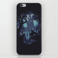 kodama Spirit iPhone & iPod Skin