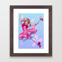 Cardcaptor Sakura Framed Art Print