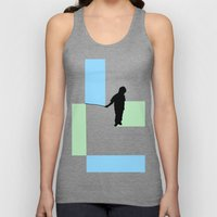 Fishing For Color Unisex Tank Top