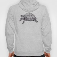 Turtle Pattern Hoody