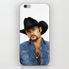 Big Tim iPhone & iPod Skin