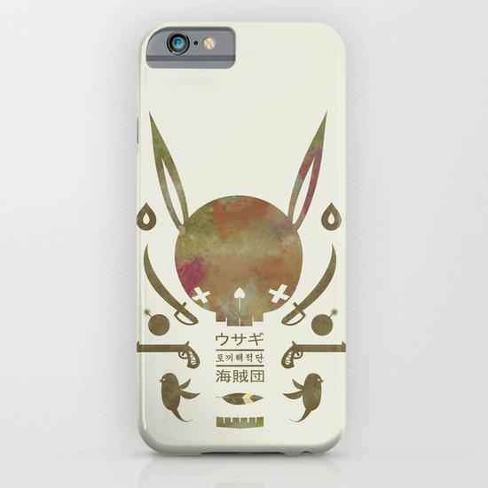토끼해적단 TOKKI PIRATES iPhone & iPod Case