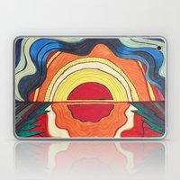 Ocean Sunset Laptop & iPad Skin