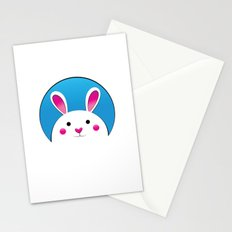 Chubby Bunny Stationery Cards