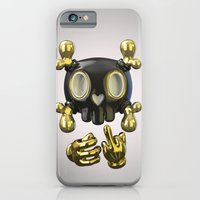 Crossbone SkullToon iPhone 6 Slim Case