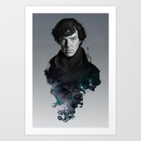The Excellent Mind Art Print