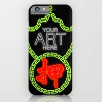 YOUR ART HERE iPhone 6 Slim Case
