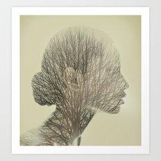 Rhinoplantsy 02 Art Print