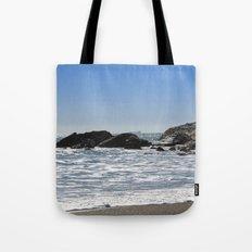 Cornishseascapes Gunwalloe 01 Tote Bag