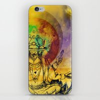 Brahma dream iPhone & iPod Skin