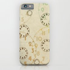 Time On Time Vintage  Slim Case iPhone 6s