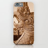 iPhone & iPod Case featuring Guardian by Giorgia Giorgi