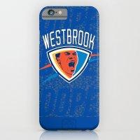 Russell Westbrook iPhone 6 Slim Case