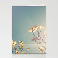 White Light Stationery Cards